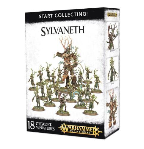 Start Collecting Sylvaneth Age of Sigmar Warhammer 40K NIB Flipside
