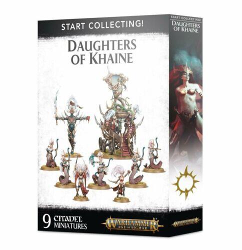 Start Collecting! Daughters Of Khaine Warhammer AoS Sigmar NIB Brand new!