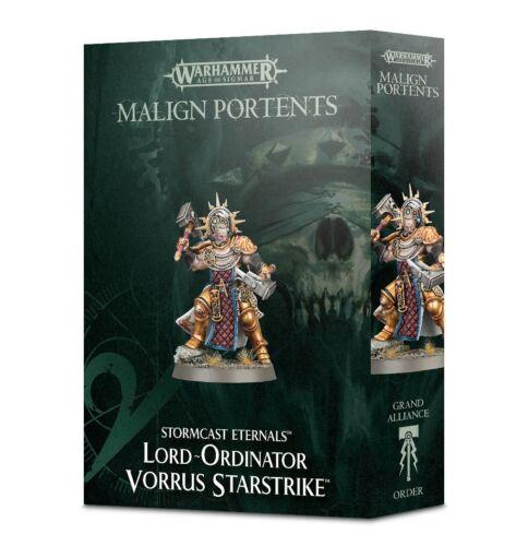 Lord-Ordinator Vorrus Starstrike Stormcast Eternals Warhammer Age of Sigmar NIB