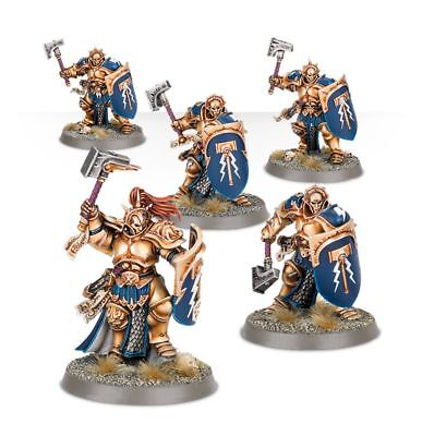 Warhammer Age of Sigmar Stormcast Eternals Liberators x 10 Thunder and Blood New