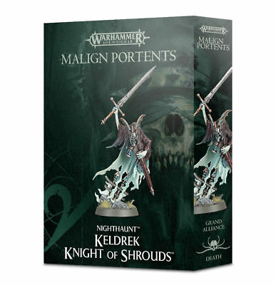 Malign Portents Nighthaunt Keldrek Knight Of Shrouds Warhammer Age Sigmar Instoc
