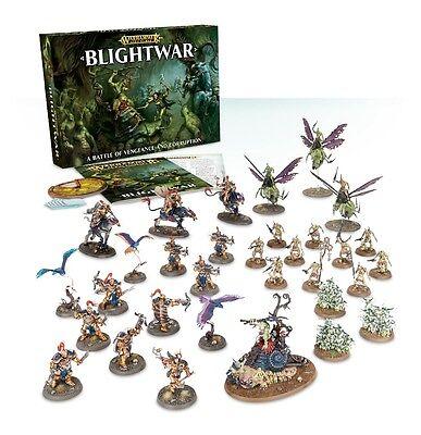 Warhammer Age of Sigmar Blightwar Daemons of Nurgle Stormcast Eternals NEW