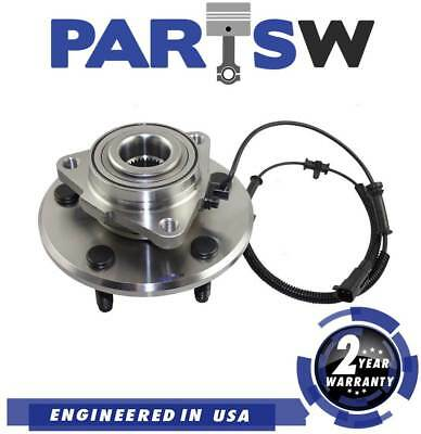 1 New Pc Wheel Hub & Bearing Assembly for Dodge 1500 Pickup Truck Year 1994-1999