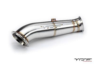 """VRSF Catless Downpipe 4"""" 2014+ BMW N55 M235i 435i M2 & 335i"""