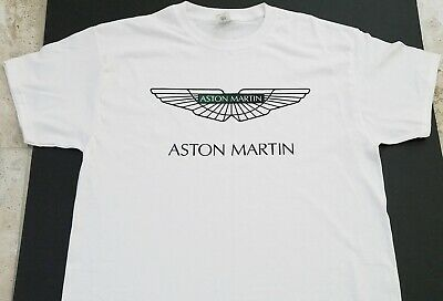 Brand New ASTON MARTIN T-SHIRT turbo racing street bond 007 rolex custom gt nos (Custom Cartier Glasses)