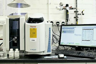 Thermo Ice 3300 Aa Spectrometer Atomic Absorption System Financingwarranty