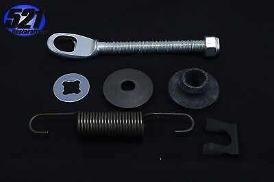 (Mopar Clutch Rod Linkage Service Kit All 66-70 B-Body and E-Body Small Block)