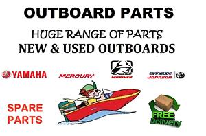 Outboard parts Mariner Evinrude Honda Mercury Yamaha Johnson Brisbane City Brisbane North West Preview
