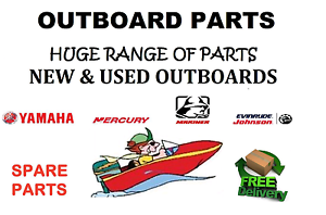 Outboard parts Johnson Yamaha Evinrude Mariner Honda Mercury Perth Perth City Area Preview