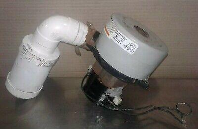 Minuteman 200x Model Mc20001qp Ce - Vac Motor 24v Muffler Part 743506200258