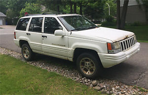1996 JEEP GRAND CHEROKEE LIMITED - 4X4