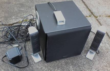 Computer speaker system 2.1 with subwoofer, MANY CHOICES