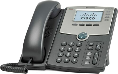 Cisco SPA504G 4-Line Gigabit IP Phone