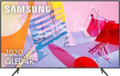 """TV QLED 50"""" SAMSUNG 50Q60T 4K UHD IA Asistente de voz integrado Envío España"""