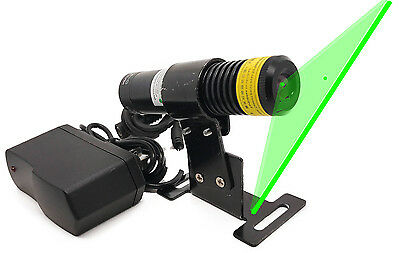 520nm 100mw Green Line Laser Wcylindrical Lens High Standard 3d Scan Line Laser