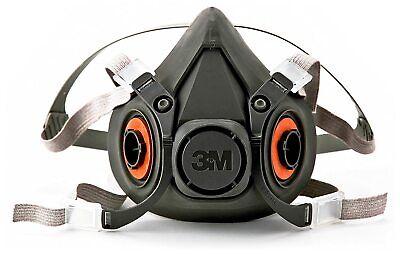 3m Half Facepiece Reusable Respirator 6300 Large 6300 - 1 Each