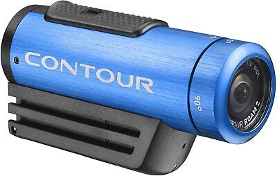 Contour ROAM2 Waterproof Video Camera (Blue) _ Brand New
