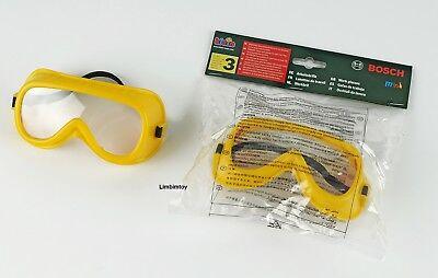 Bosch Schutzbrille für junge Handwerker, Spielzeugbrille f. Kinder, Theo Klein