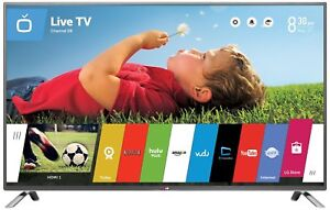 LG Electronics 42LB6300 42-Inch 1080p 120Hz Smart LED TV