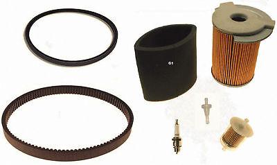 Yamaha G1 Gas Golf Cart Tune Up Kit with Fuel Filter Drive & Starter Belt