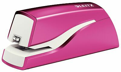 Leitz Nexxt Series Wow Electric Stapler Pink