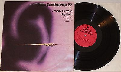 JAZZ JAMBOREE 77 Woody Herman Big Band * Vol. 2 * Jazz Polen LP Vinyl * RARE