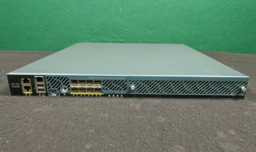 Cisco 5508 Series Wireless Controller /w 50 AP licenses 100+ Qty Available