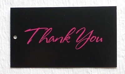100 Hang Tags Accessories Tags Cute Thank You Tags Clothing Tags Price Tags