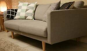 2.5 Seater Sofa Green Valley Liverpool Area Preview