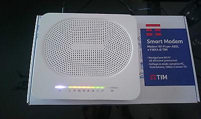 MODEM SMART FIBRA TIM TECHNICOLOR VDSL 2 /ADSL2+