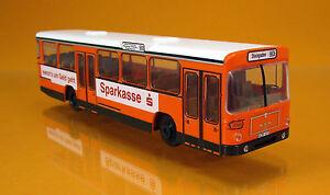Rietze 72328 MAN SL 200 - RVO Regionalverkehr Oberbayern