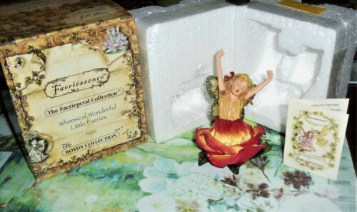 Boyds 2001 Faeriessence Rosemarie Faeriepetal Morning Dew #36114 New in Box