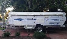 Goldstream Storm RL Off Road Camper Van Parkinson Brisbane South West Preview