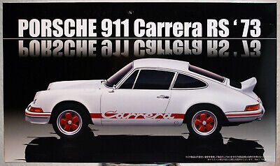 Fujimi 126586 1973 Porsche 911 Carrera RS Enthusiast 1:24