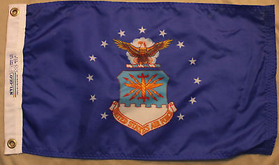 Original 19X11 Annin Nyl-Glo United States Air Force Flag