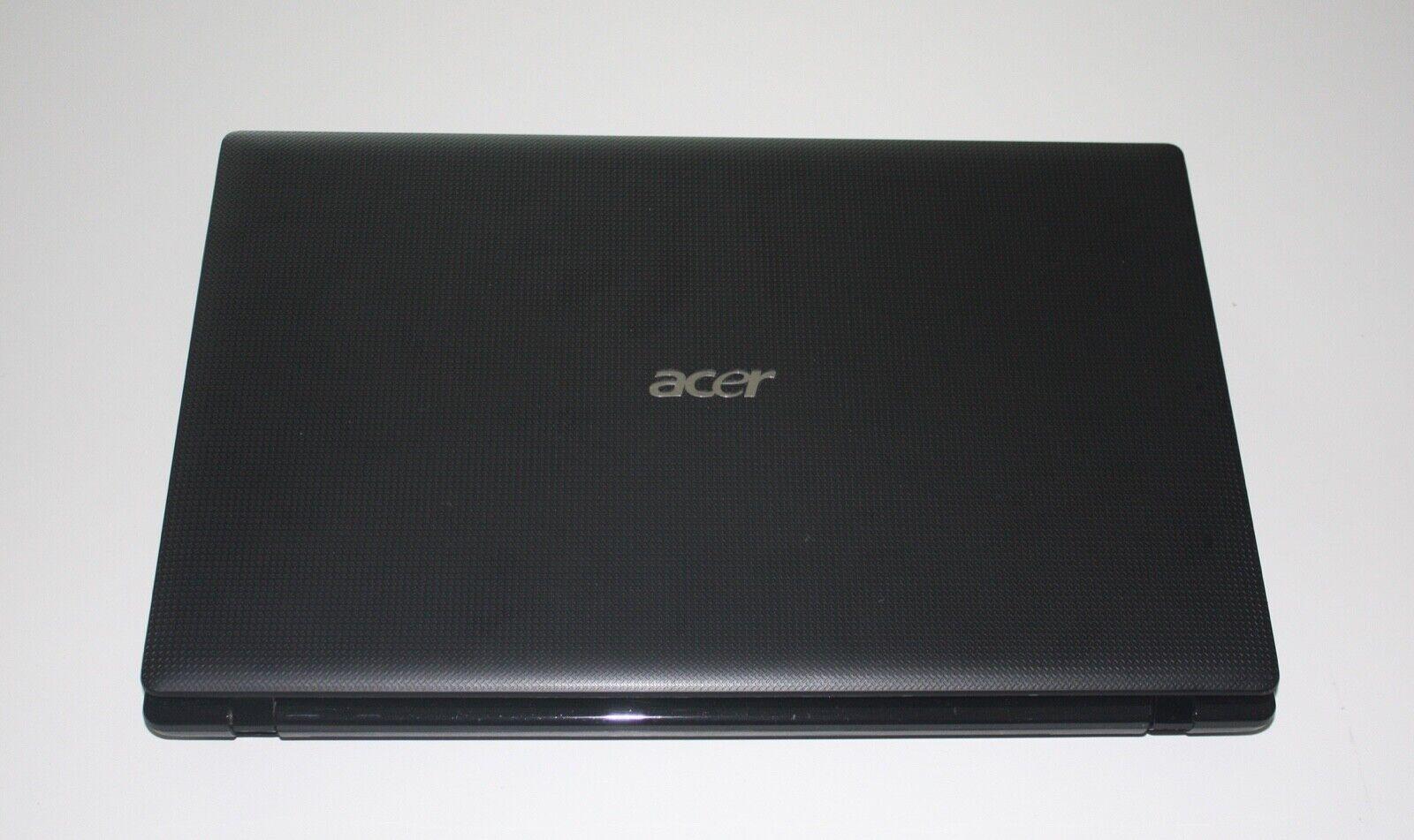 Notebook Acer Aspire 7750G