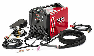 Lincoln Square Wave TIG 200 TIG Welder K5126-1