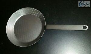 Bratpfanne 28 cm Eisenpfanne Schmiedeeisen BP01