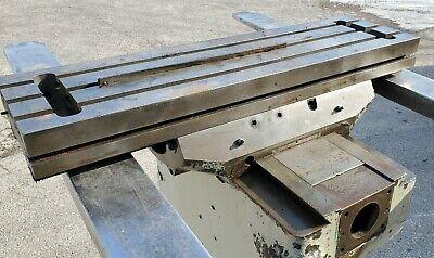 Bridgeport Mill Milling Machine Knee Table Saddle Parts