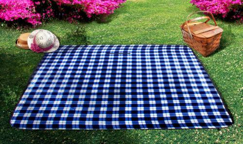 Soft Waterproof Picnic Blanket – 50 x 60 Beach Blanket Cam