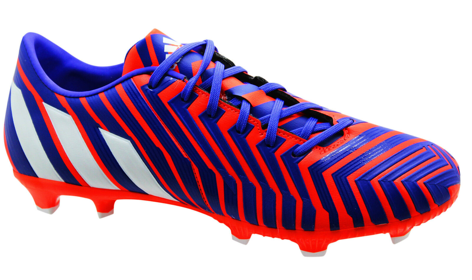 size 40 a56dc fcd40 Adidas Predator Absolado Instinct FG Firm Ground Mens Football Boots
