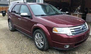 2008 Ford Taurus Limited X Awd