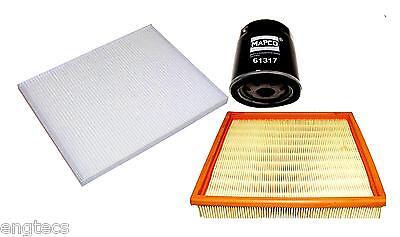 1x Satz Filter Inspektionspaket Inspektions Kit Set Opel