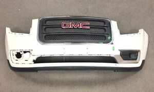 13-16 GMC Acadia/17Acadia Ltd Front Bumper w/Grille & Valance
