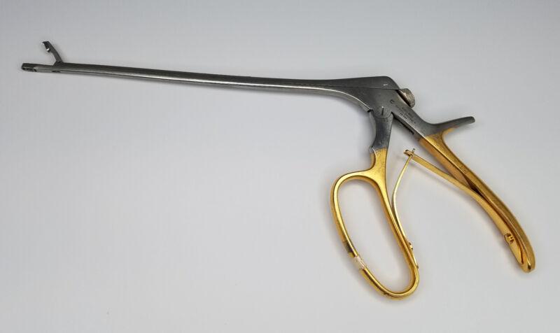 Euro Med 64-689 Orthopedic 3 x 7mm Bite Classic Tischler Morgan Biopsy Punch