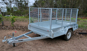 8 x 5 Box Trailer, 1400kg ATM Gympie Gympie Area Preview