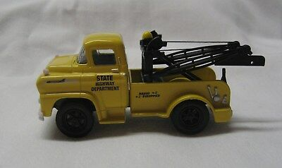 M2 Machines Auto-Trucks SPECIAL RELEASE - 1958 Chevrolet LCF Tow Truck