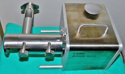 Depuy Lere Pneumatic Bone Mill