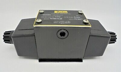 Parker D3w8cnyc Hydraulic Valve