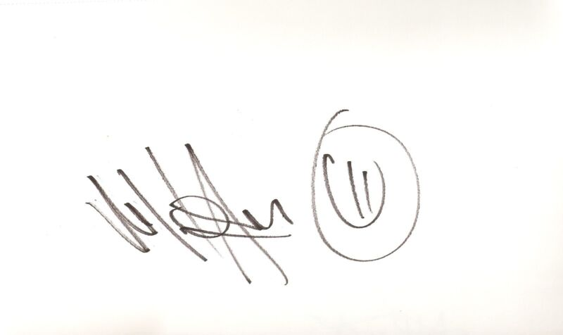 WILL.I.AM VOICE GENUINE AUTHENTIC SIGNED AND DRAWING 10X8 PHOTO AFTAL & UACC C